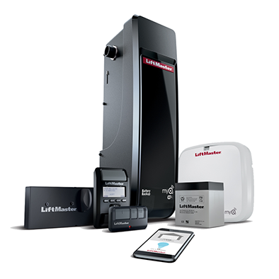 Four reasons why every house needs a LiftMaster Operator. Click the logo below to view their complete line of Garage Door Operators.  sc 1 st  Zylstra Door & Residential